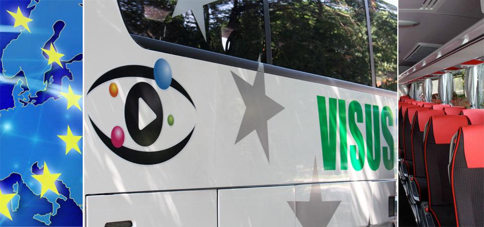pullman bus noleggio rent italia slovenia europe