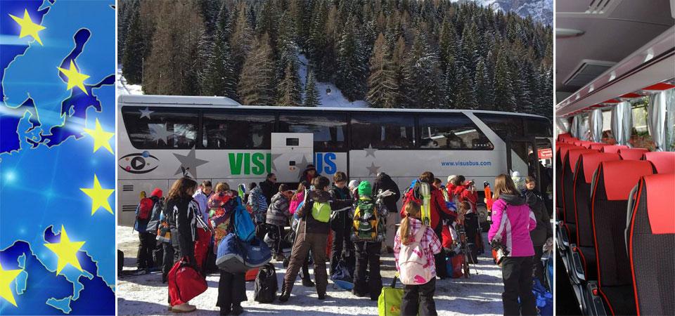 rent bus e pullman koper slovenia