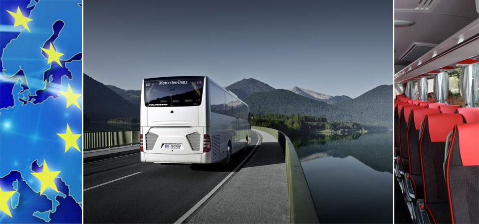 organizzare viaggio tour operator bus pullman